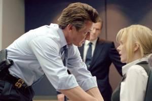 Sean Penn als Tobin Keller en Nicole Kidman als tolk Silvia Broome