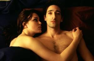 Adrien Brody en Keira Knightley even bij elkaar