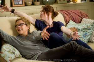 The Kids Are All Right: Annette Bening (Nic) en Julianne Moore (Jules)