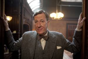 The King's Speech: Geoffrey Rush (Lionel Logue)