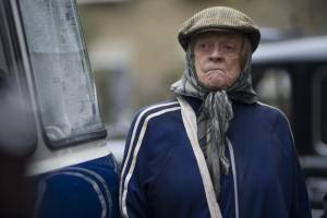 The Lady in the Van: Maggie Smith (Miss Shepherd)