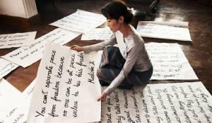 The Lady: Michelle Yeoh (Aung San Suu Kyi)
