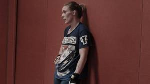 The Last Fight: Marloes Coenen (Zichzelf)