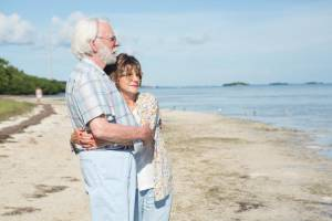 The Leisure Seeker: Donald Sutherland (John) en Helen Mirren (Ella)