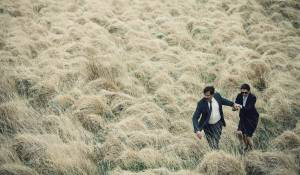 The Lobster: Colin Farrell (David) en Rachel Weisz (Short Sighted Woman)