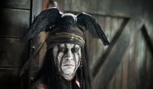 The Lone Ranger: Johnny Depp (Tonto)