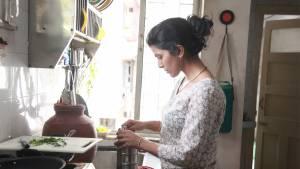 The Lunchbox: Nimrat Kaur (Ila)