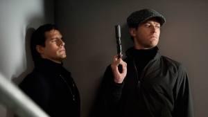 The Man from U.N.C.L.E.: Henry Cavill (Napoleon Solo) en Armie Hammer (Illya Kuryakin)