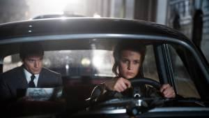 The Man from U.N.C.L.E.: Henry Cavill (Napoleon Solo) en Alicia Vikander (Gaby Teller)