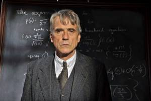 The Man Who Knew Infinity: Jeremy Irons (G.H. Hardy)