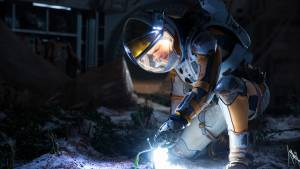 The Martian: Matt Damon (Mark Watney)