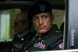 The Messenger: Woody Harrelson (Captain Tony Stone)