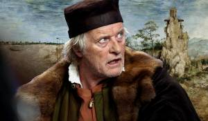 The Mill and the Cross: Rutger Hauer (Pieter Bruegel)