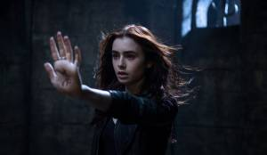 The Mortal Instruments: City of Bones: Lily Collins (Clary Fray)