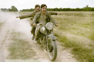 The Motorcycle Diaries filmstill