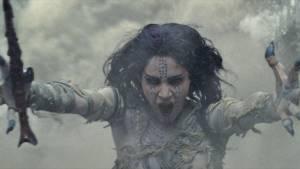 The Mummy 3D: Sofia Boutella (Mummy)