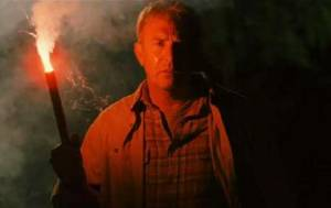 The New Daughter: Kevin Costner (John James)