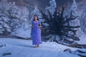 The Nutcracker and the Four Realms 3D: Mackenzie Foy (Clara)