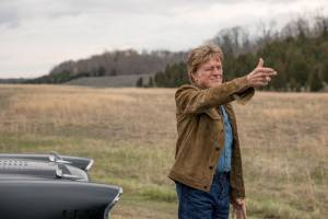 The Old Man and the Gun: Robert Redford (Forrest Tucker)