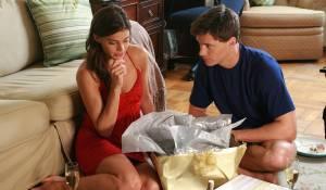 Margaret Anne Florence (Jen) en Jon Prescott (Daniel)