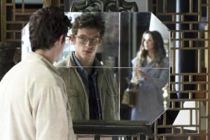 The Only Living Boy in New York: Kate Beckinsale (Johanna) en Callum Turner (Thomas)
