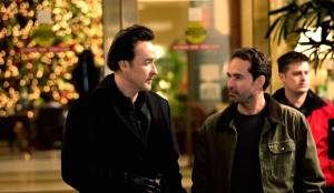 The Prince: John Cusack (Sam (attached)) en Jason Patric (Paul)