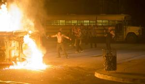 The Purge: Anarchy filmstill