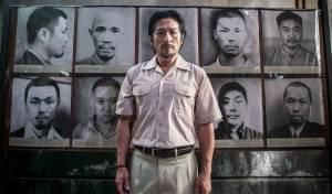 The Railway Man: Hiroyuki Sanada (Nagase)