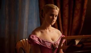 The Raven: Alice Eve (Emily Hamilton)