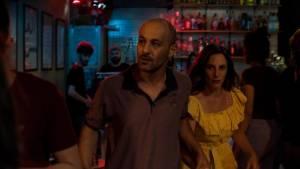 The Reports on Sarah and Saleem: Adeeb Safadi (Saleem) en Sivane Kretchner (Sarah (as Sivan Kerchner))