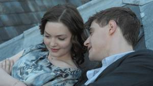 The Riot Club: Holly Grainger (Lauren) en Max Irons (Miles Richards)