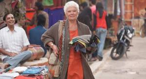 The Second Best Exotic Marigold Hotel: Judi Dench (Evelyn Greenslade)