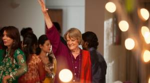 The Second Best Exotic Marigold Hotel: Maggie Smith (Muriel Donnelly)