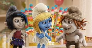 The Smurfs 2 filmstill