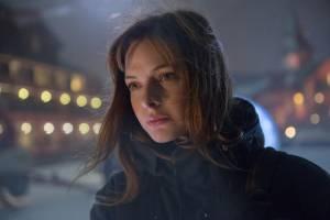 The Snowman: Rebecca Ferguson (Katrine Bratt)