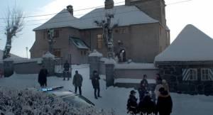 The Snowman filmstill