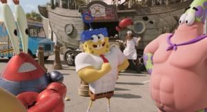 The SpongeBob Movie: Sponge Out of Water filmstill