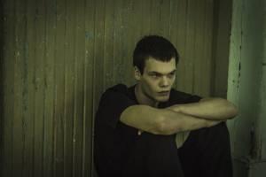 The Student: Pyotr Skvortsov (Veniamin Yuzhin)