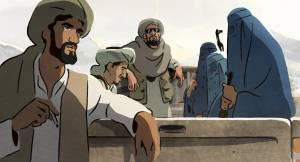 The Swallows of Kabul filmstill