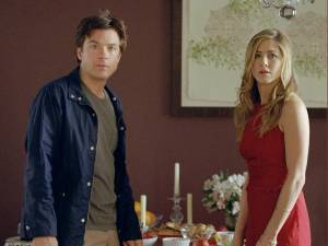The Switch: Jennifer Aniston (Kassie Larson) en Jason Bateman (Wally)