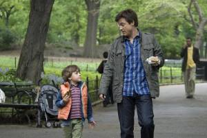 The Switch: Jason Bateman (Wally) en Thomas Robinson (Sebastian)