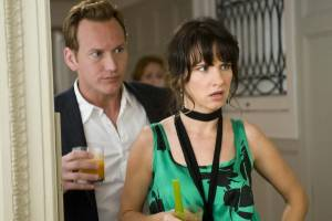 The Switch: Juliette Lewis en Patrick Wilson (Roland)