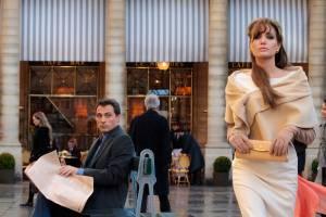 The Tourist: Angelina Jolie (Elise)