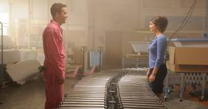 The Voices: Ryan Reynolds (Jerry Hickfang) en Gemma Arterton (Fiona)
