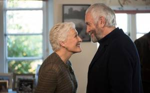The Wife: Glenn Close (Joan Castleman) en Jonathan Pryce (Joe Castleman)