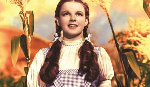The Wizard of Oz: Judy Garland (Dorothy)