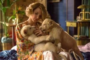 The Zookeeper's Wife: Jessica Chastain (Antonina Zabinski)