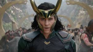 Thor: Ragnarök 3D: Tom Hiddleston (Loki)