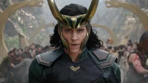 Thor Ragnarök Marathon 3D: Tom Hiddleston (Loki)