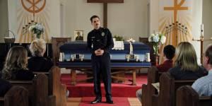Thunder Road: Jim Cummings (Officer Jim Arnaud)
